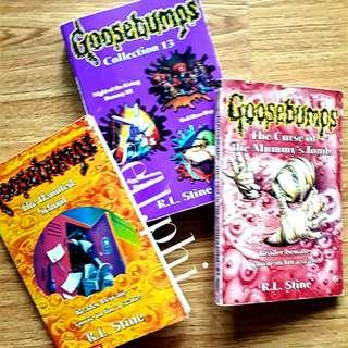 Goosebumps Bundle