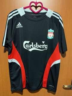 Authentic Liverpool training kit