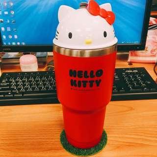 🚚 Hello kitty 冰壩杯(大紅色)