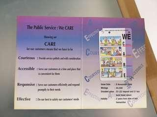 TramsitLink Card - The Public Service:We Care