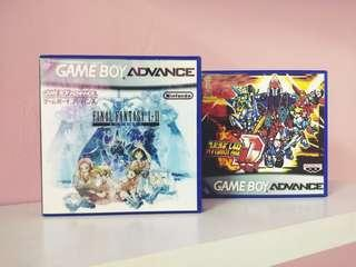 2 of Gameboy Advance Game with Box