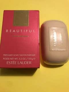 Estée Lauder beautiful Perfume soap
