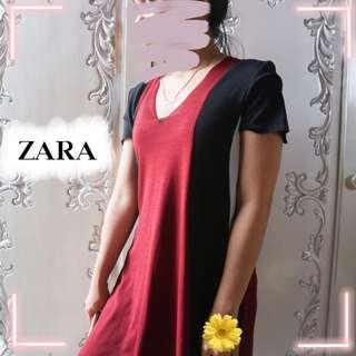 Zara red and black (new)