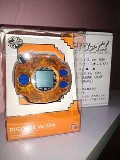 Digimon Digivice 15th Tachi colour