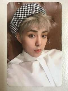 [INSTOCK] CBX BLOOMING DAYS Xiumin S Photocard