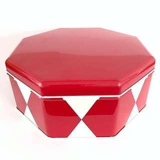 IKEA Storage Box / Gift Box / Metal Tin Container
