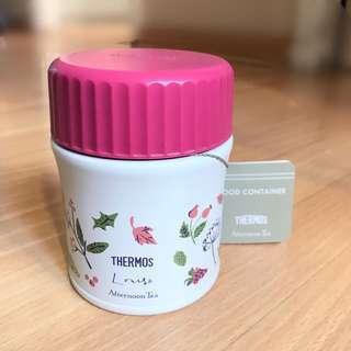 Thermos x afternoon tea 燜燒杯 380ml 日本