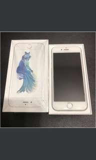 Apple iPhone 6S - Silver / 16 GB ~ Ready to Use