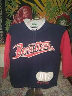 Benetton vintage S sweatshirt