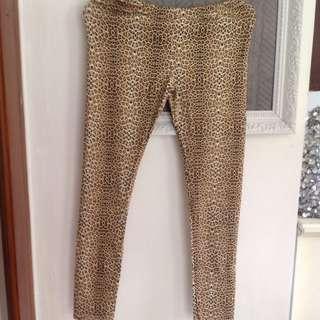 Zara Kids - Legging Leopard