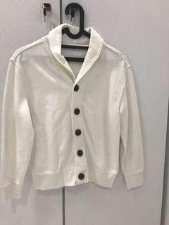 Outer white S  SALE