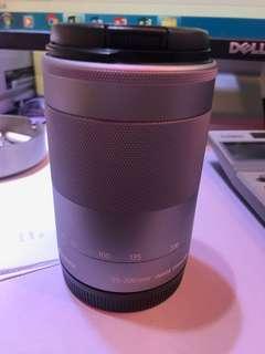 Canon ef m55-200