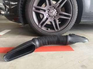 Air intake hose for w204