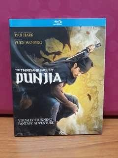 USA Blu Ray Slipcase - Thousand Faces of Dunjia