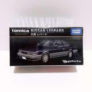 全新未拆 日版 Tomica Premium 日產 NISSAN LEOPARD