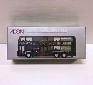全新未拆 絕版 Tiny 微影 AEON Style E500 巴士