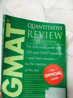 GMAT past year questions