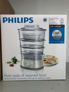 Philips Steamer