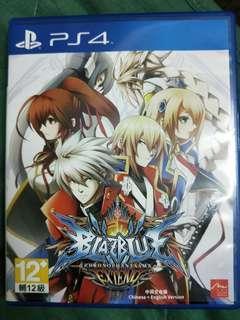 PS4原版片蒼翼默示錄刻之幻影中文版