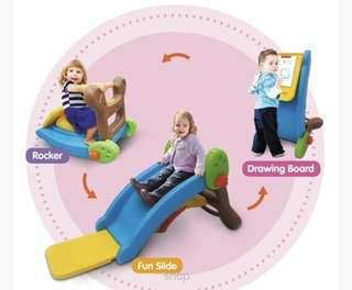 Coby Play 3in1 Flip and Play Set