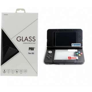 3DS Glass Screen Protector