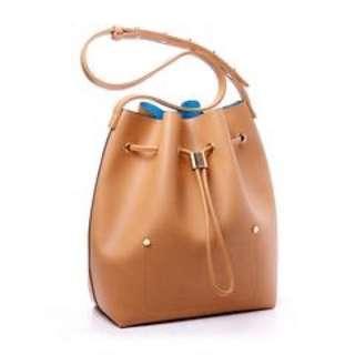 Preloved Sometimes -Niko Niko Regular Bucket Bag