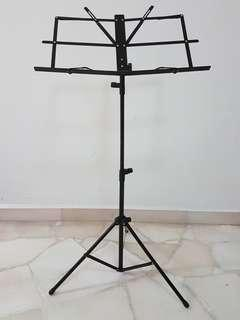 Foldable Music Score Stand