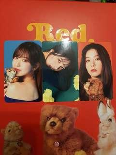 WTT red velvet 11street po benefits
