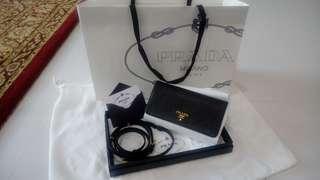 Prada sling/wallet
