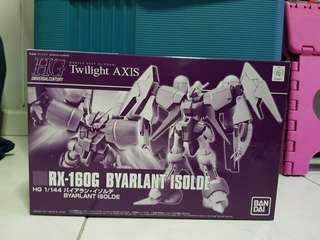 HG 1/144 Byarlant Isolde gundam twilight axis