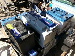 各類歐日電池