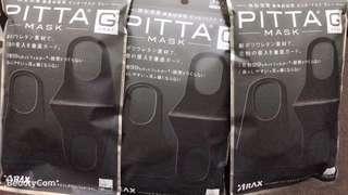 🚚 日本 正版 PITTA MASK 可水洗口罩