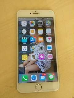Iphone 6+ 64gb ex garansi apple