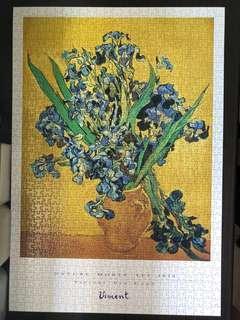 1000 piece jigsaw puzzle - Vincent Van Gogh