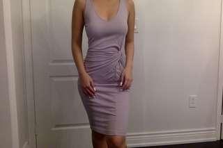 Dynamite Lilac Dress