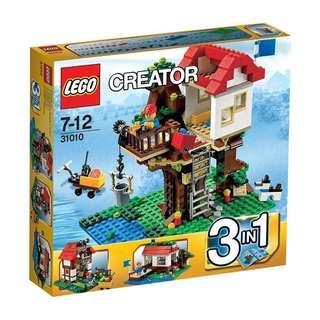 Lego Creator 31010 - Treehouse Sealed new