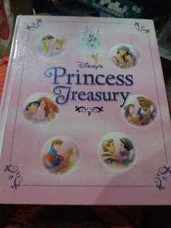 Disney princess treasury book