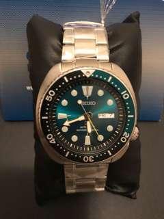 Seiko Prospex Green Turtle SRPB01K1