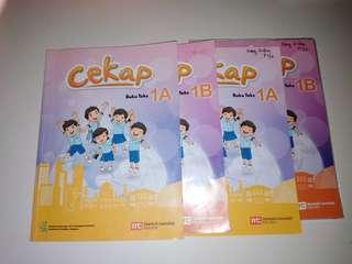 Cekap textbooks for p1