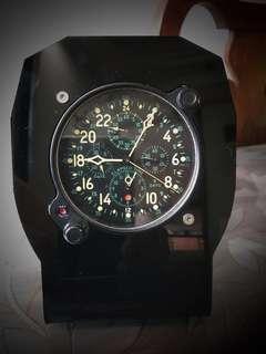 Elgin Aviation Clock