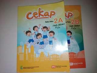 Cekap textbook for p2