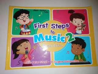 First steps to music for p2
