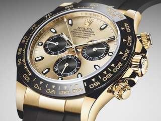 🚚 Rolex Oysterflex Daytona 116518LN