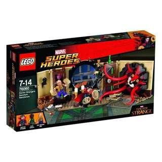 Lego Marvel Super Heroes 76060 - Doctor Strange's Sanctum Sanctorum Sealed new