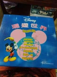 Disney limited edition chinese chekkers