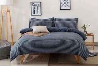 Muji Style 4 in 1 Bedsheet Set.