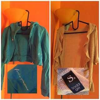 Jaket (sold) / Outer