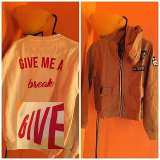 Sweater / Jaket (sold)