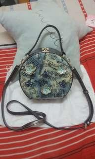 Beautiful Guess Denim Bag Limited Edition