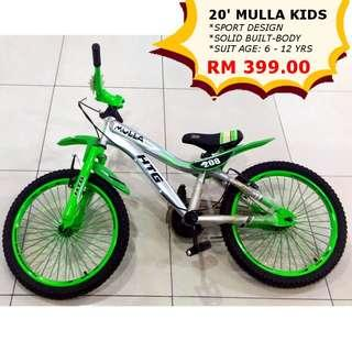 Mulla Bicycle